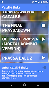 Cazalbé Shake screenshot 1