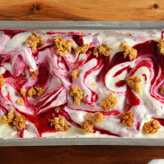 CRANACHAN ICE CREAM (no churn)
