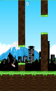 Flappy Missile- Addictive Game- screenshot thumbnail