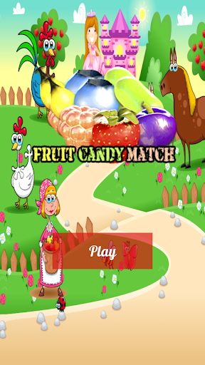 Fruit Candy Match