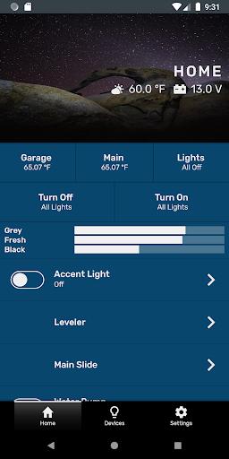 lci onecontrol® screenshot 1