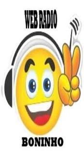 Web Radio Boninho - náhled