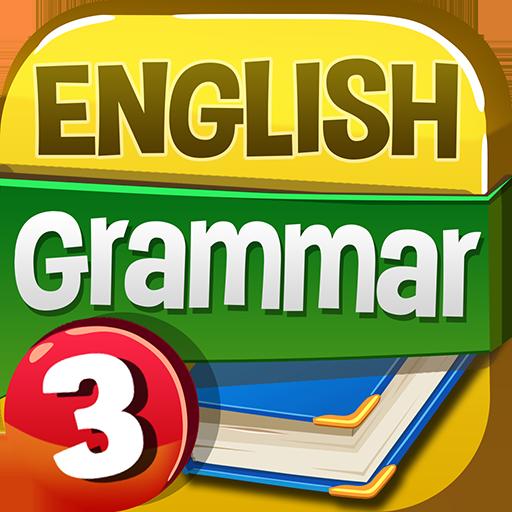 英语语法 测试 3级 问答游戏 教育 LOGO-玩APPs