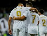 Hazard viert comeback met doelpunt bij Real Madrid, dat eenvoudig wint van Huesca