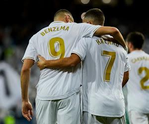 Eden Hazard se réjouit du retour de Benzema chez les Bleus, mais...