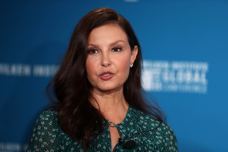 Actress Ashley Judd is recovering in SA after an accident in the Democratic Republic of the Congo.