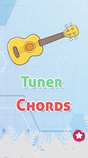 Download Ukulele Tuner & Free Basic Chords for beginner For PC Windows and Mac apk screenshot 1