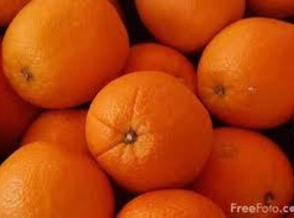 Orange Supreme Bundt Cake Recipe