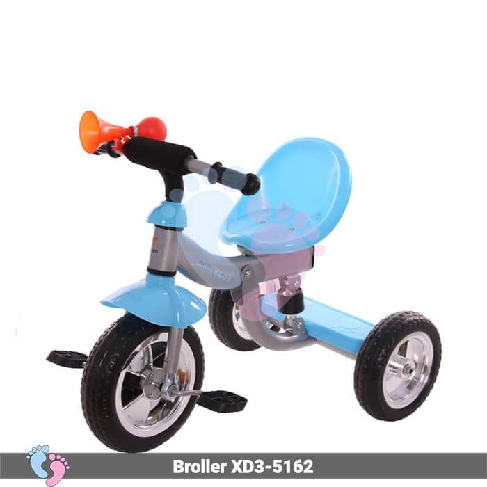 Xe đạp trẻ em 3 bánh Broller XD3-5162 1
