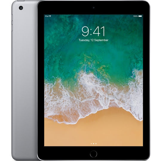 Ipad 5 Wifi Space Grey