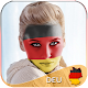 Germany Flag Face Paint - Photo Effects Editor icon