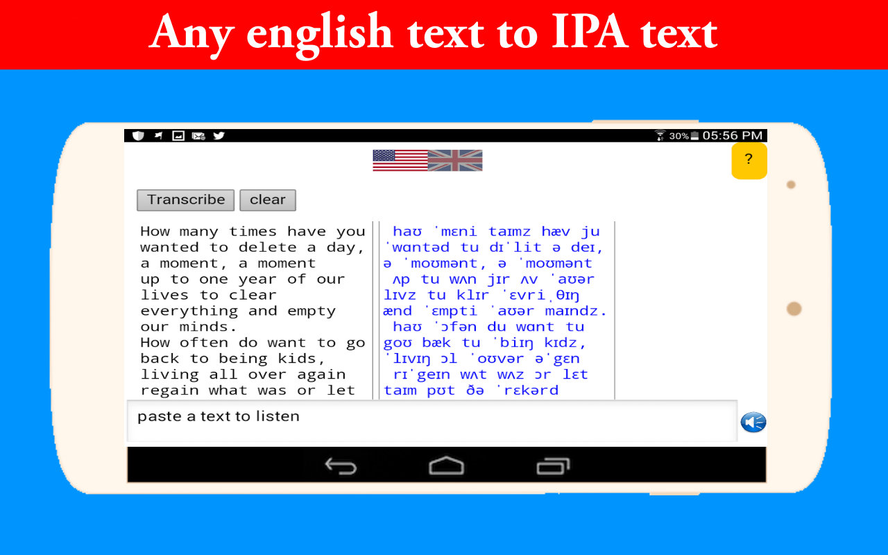 Full phonetics symbols english android apps on google play full phonetics symbols english screenshot biocorpaavc