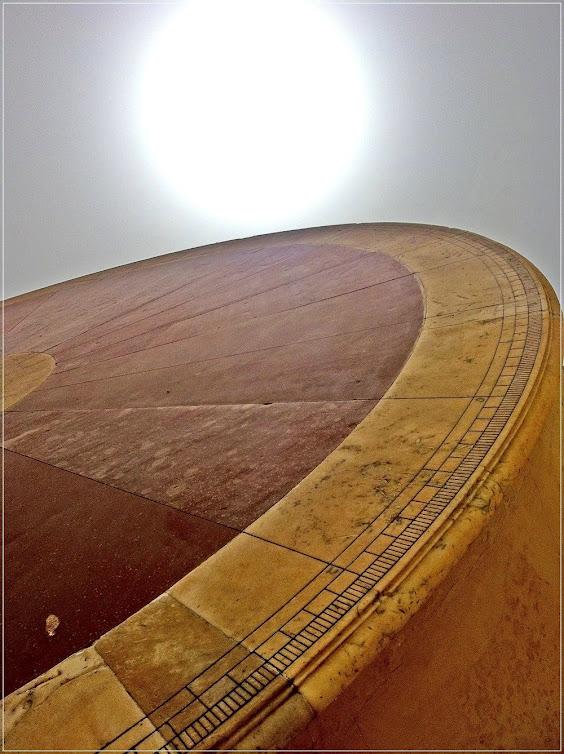 Jantar Mantar, o observatório astronômico da antiga Índia