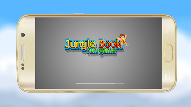 Jungle book running games - screenshot