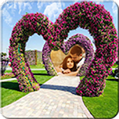 Garden Photo Frame Android APK Download Free By Quickapps