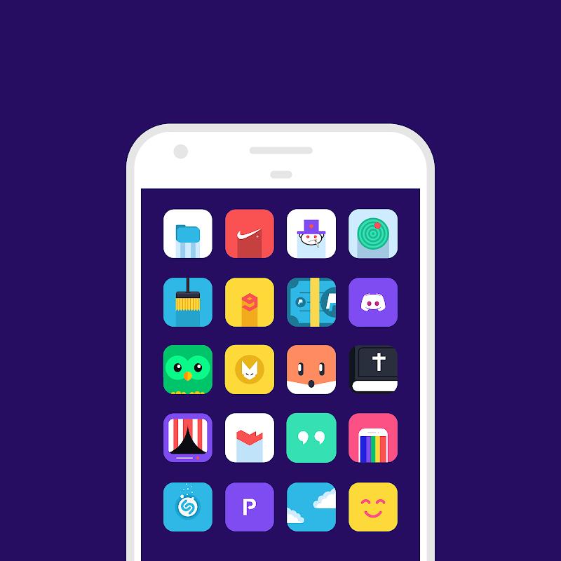 Ruzits 3 Icon Pack Screenshot 4
