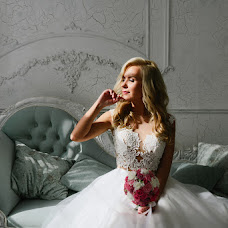 Wedding photographer Oksana Vedmedskaya (Vedmedskaya). Photo of 08.10.2018