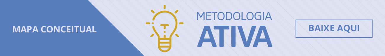 mapa de metodologias ativas