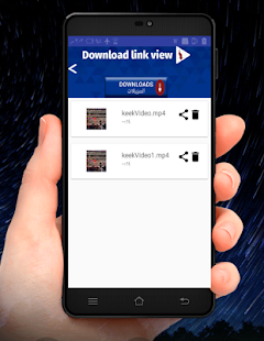 ‫Download link لتحميل الفيديو‬‎- screenshot thumbnail