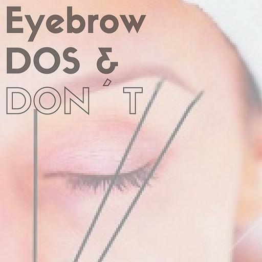 Eyebrow Dos & Don'ts 遊戲 App LOGO-硬是要APP