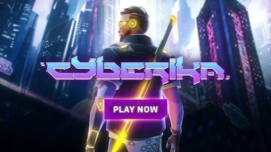 Cyberika Hack HyperKoins Creds Cheat Android IOS Apk Mod 2