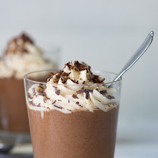 Easy Blender Kahlua and Cream Chocolate Mousse