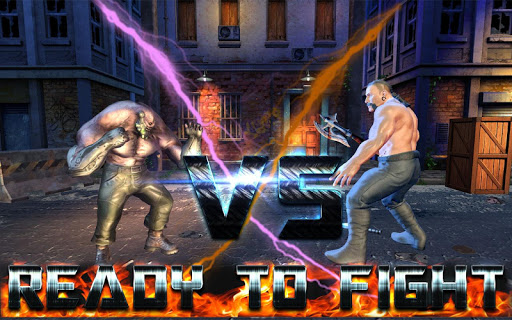 Download Fighter Monster Superhero ninja Fighting Battle MOD APK 2