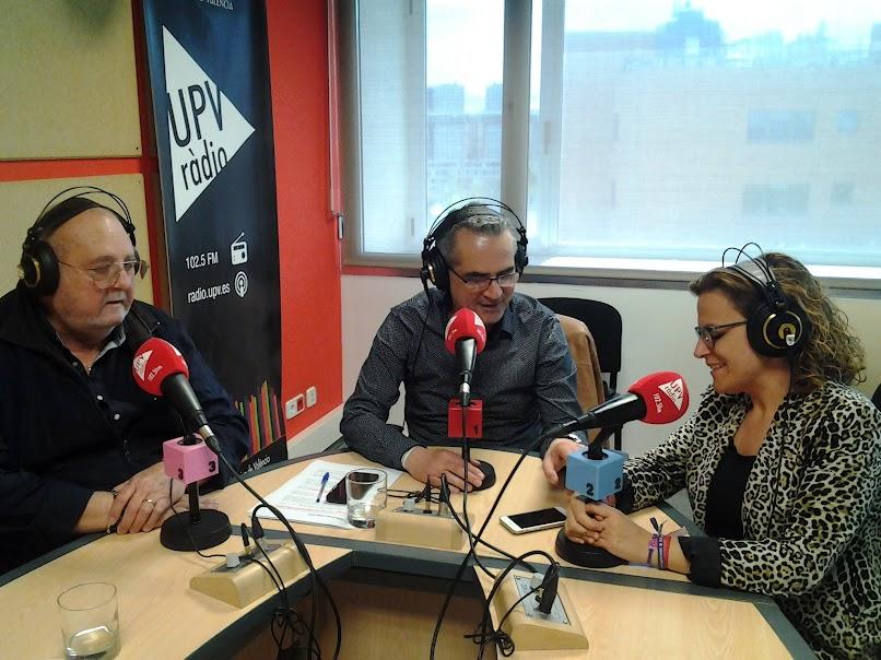 Hablemos de Fallas en UPV-RADIO. Programa nº 81. Pilar Bernabé, secretaria de cultura festiva del PSOE