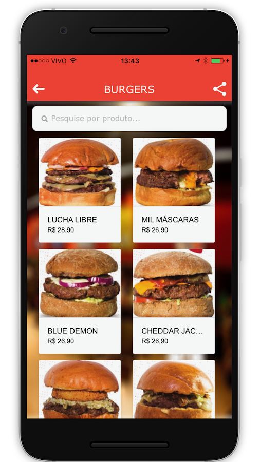 La Lucha Burguers- screenshot