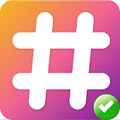 Hashtags for Social Growth