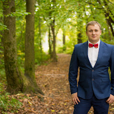 Wedding photographer Anastasiya Vorobeva (TasyaVorob). Photo of 02.10.2017