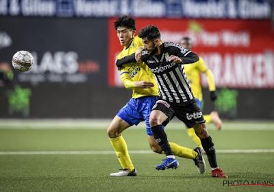 L'inquiétude est de mise pour Ali Gholizadeh au Sporting Charleroi !