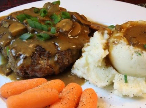 Bonnie's Salisbury Steak Recipe