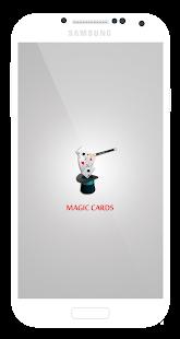 Magic Cards - náhled