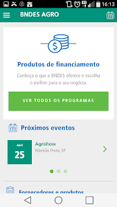 BNDES Agro screenshot 1