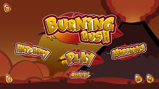 Burning Rush- screenshot thumbnail