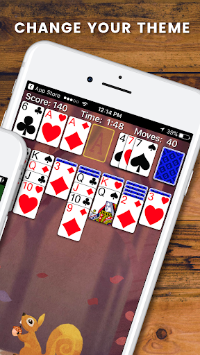 Solitaire 6.3.0.3302 screenshots 2