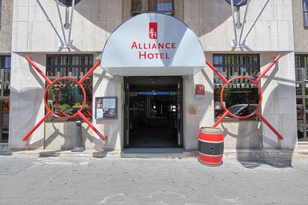 Alliance Paris Place D'Italie