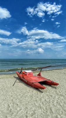 The beach  di Hannibal Height