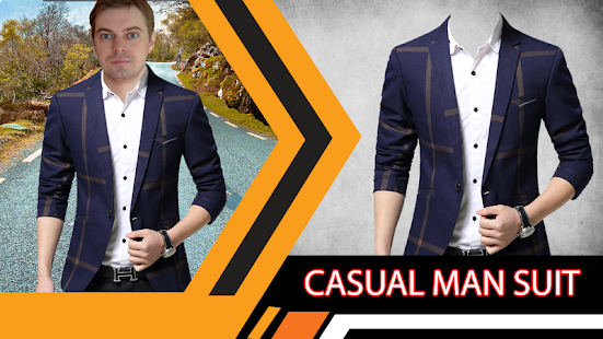 Casual Man Suit Editer - náhled
