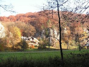 Photo: BB040378 Ojcow - kolory jesieni