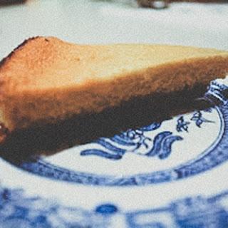 Cantaloupe Cheesecake