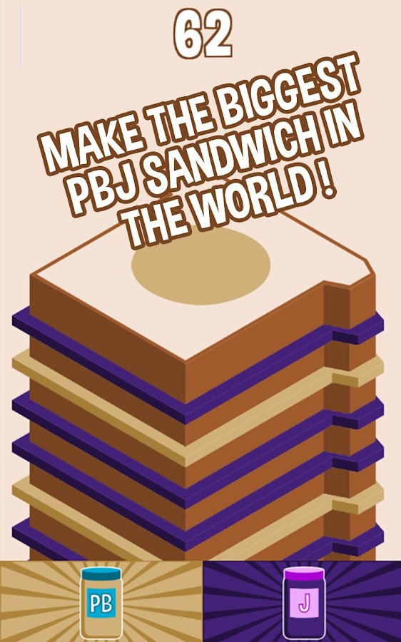 PBJ : The Sandwich- screenshot