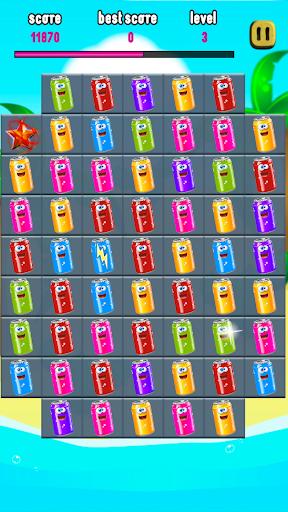 Smash Cans - Match 3 apktram screenshots 3