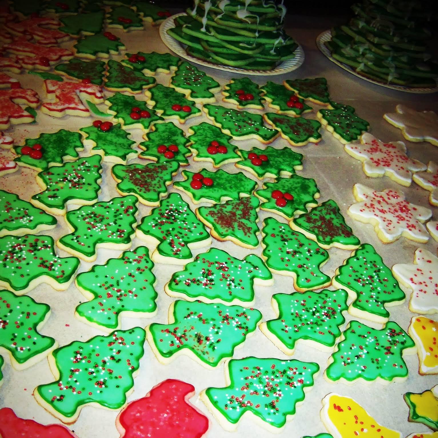 Vintage Betty Crocker Rolled Sugar Cookies