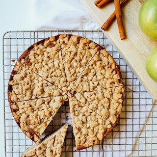 Apple Crumb Cake Recipe