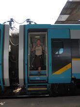 Photo: Výstup z vlaku SC Pendolino, Ostrava hl.n.