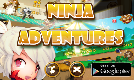 Wonder Ninja Boy Adventure