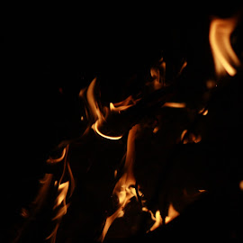 by Snow Losh - Abstract Fire & Fireworks