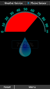 DS Hygrometer -Humidity Reader 2